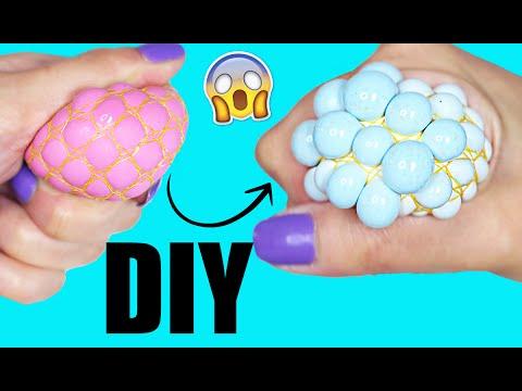 Anti-Stress-Ball selbst machen (DIY)