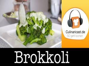 Brokkoli richtig kochen