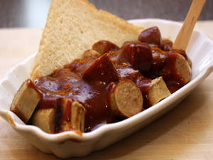 Currywurst Soße Rezept