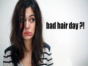 Drei schnelle Frisuren für den Bad Hair Day