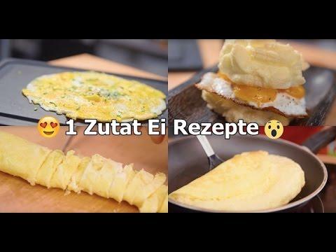 Eier einmal anders zubereiten