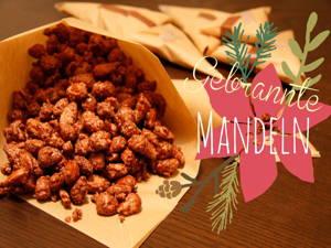 Gebrannte Mandeln DIY