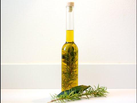 Kräuteröl selbst herstellen