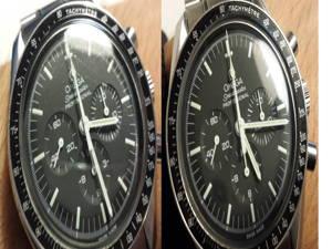Kratzer auf Uhrenglas entfernen