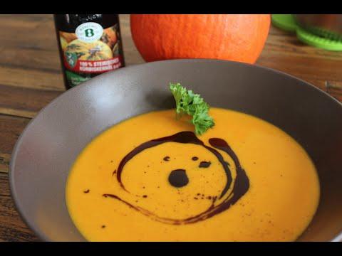 Kürbissuppe selbst gemacht