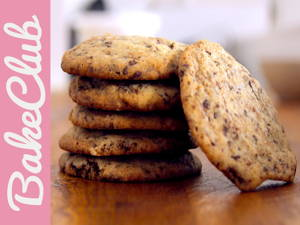 Leckere Chocolate Chip Cookies