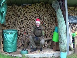 Weihnachtsbaum haltbarer machen
