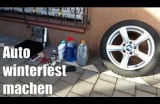 Wintercheck für's Auto