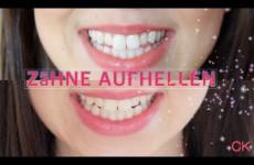 Zähne aufhellen