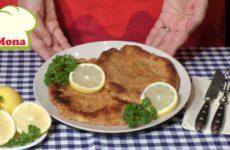 Schnitzel panieren & braten