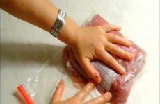 Fleisch richtig einfrieren
