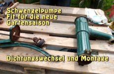 Tipps zur Montage der Wasserpumpe