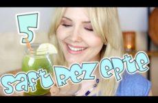 5 Rezepte für gesunde Säfte